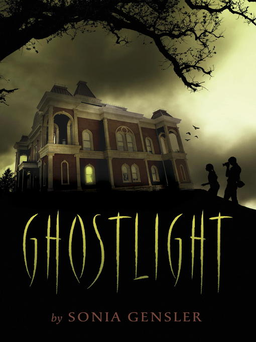 Title details for Ghostlight by Sonia Gensler - Wait list